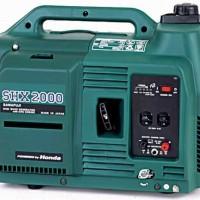 Genset / Generator 2 kVA (1500 W) ELEMAX SHX2000 JAPAN