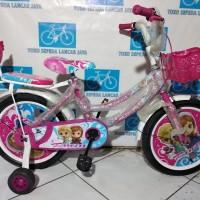 Sepeda Anak Mini 16 Frozen Forza