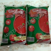 Mc Lewis Value Tomato Sauce / Saus Tomat 1 kg