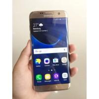 PROMO TERBATAS Samsung Galaxy S7 Edge Single SIM Second Like New FREE