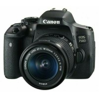 CANON EOS 750D LENSA 18-55 IS STM / CAMERA DSLR CANON E Original