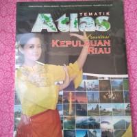 Buku Geografi Tematik Atlas Provinsi Kepulauan Riau