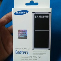 Baterai Battery Samsung Galaxy S5 Original 100%