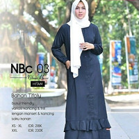 Nibras NBC 03 hitam
