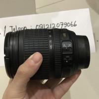 Lensa Nikon AF-S 18-105mm f/3.5-5.6G ED DX VR mulus 99%