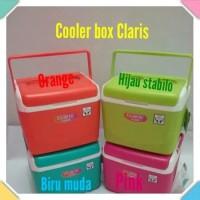 Cooler box claris untuk botol kaca asi