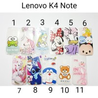 Case Softcase Karakter For Samsung Lenovo K4 Note/ Case Ultrathin K 4