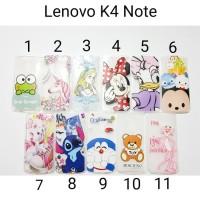 Case Softcase Karakter For Samsung Lenovo K4 Note/ Case Ultrathin K 4