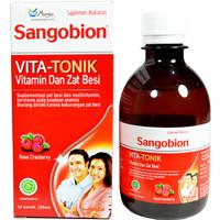 Sangobion VITA-TONIK - Suplemen Penambah Darah / Anemia