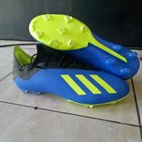 Sepatu bola adidas x 18.2 original made in Indonesia
