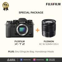 Fujifilm X-T2 Kit 16-50mm OIS II @Gudang Kamera Malang