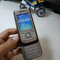 Hp Jadul NOKIA E65 Silver Segel N8 N9 N96 E7 E72 LG Samsung Sony