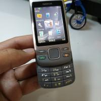 Hp Jadul Nokia 6600s Slide Stainles N8 N9 N96 E52 LG Sony Samsung