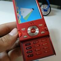 Hp Jadul Sony Ericsson W995 Merah Tag W980 W910 Nokia LG Samsung