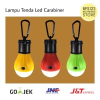 Lampu Tenda Led Carabiner