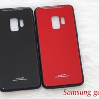 Samsung galaxy S9 tempered glass phone case