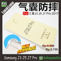 Case Anti Crack Samsung Galaxy J3 J5 J7 Pro 17 /  J330 J530 J730 2017