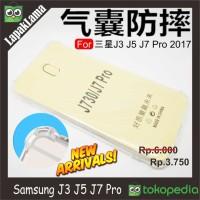 Case Anti Crack Samsung Galaxy J3 J5 J7 Pro 17 /  J330 J530 J730 2017