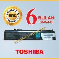 Original Baterai Laptop Toshiba Qosmio F20 F25 Series PA3356U