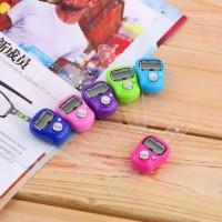 Harga bpt alat hitung tasbih digital elektronik pink lucu finger counter | antitipu.com