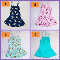Baju Pakaian renang pantai rok bayi cewek perempuan 0 - 6 Bulan QOR26