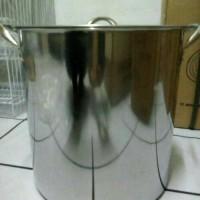Harga dandang stainless tong air nasi bubur susu kacang ijo | Pembandingharga.com