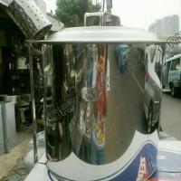 Harga muraah dandang stainles 30 tong air nasi bubur susu ijo | Pembandingharga.com