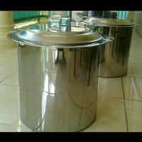 Harga dandang sekat mie ayam stenlis 40 tong bakmi panci soto sop | Pembandingharga.com
