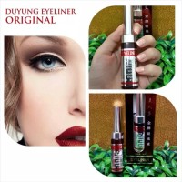 MERMAID DUYUNG EYELINER LIQUID WATERPROOF BPOM (DUS MERAH)