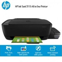 Printer Ink Tank HP 315 Garansi Resmi All in One