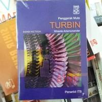 Buku Penggerak Mula Turbin - Prof Wiranto Arismunandar