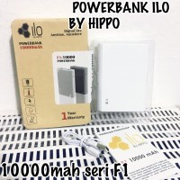 POWERBANK ILO BY HIPPO 10000MAH SERI F1