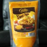 Saus Keju/Cheese Sauce Euro Gourmet 500 gr