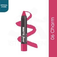 SILKYGIRL Matte Fever Lipcolor Balm 06 Charm