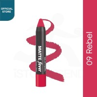 SILKYGIRL Matte Fever Lipcolor Balm 09 Rebel