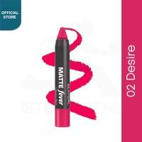 SILKYGIRL Matte Fever Lipcolor Balm 02 Desire