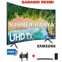 55NU7300 SAMSUNG LED 55 inch UHD Curved SMART TV 4K UA55NU7300 Digital