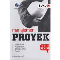 Buku Manajemen Proyek : Perencanaan, Penjadwalan & Pengendalian Proyek