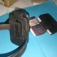 Dompet nokia x2-01 qwerty, jepit dipinggang berdiri/hp Hot Sale