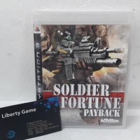 PS3 SOLDIER OF FORTUNER PAYBACK REG 1 USED
