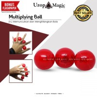 Multiplying Balls (Alat sulap)