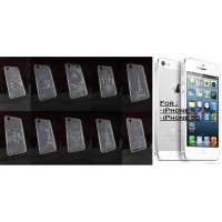CUSTOM CASE CASING HP CASE HP AKSESORIS HP Apple iPhone 5 / 5G / 5S SE