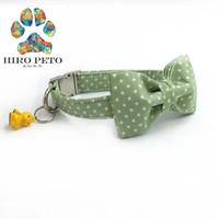 kalung anjing pita kucing dasi hewan dog collar handmade - the duck