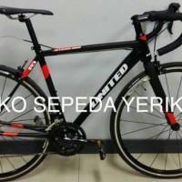 Sepeda Balap Roadbike 700c United Sterling R1 Fork Carbon Best Quality
