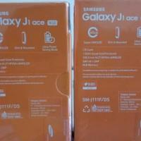 Samsung Galaxy J1 Ace (2016) SM-J111F/DS Garansi RESMI