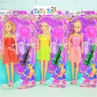 Mainan Boneka Barbie Biola - Princess Violin Girl