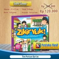 Buku Anak Zikir Yuk - Untuk PAUD dan TK Bergambar Full Color