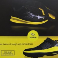 Sepatu Basket Ardiles - DBL AZA 5