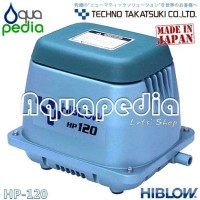 Techno Takatsuki Hiblow HP-120 Japan Pompa Udara Blower Air Pump