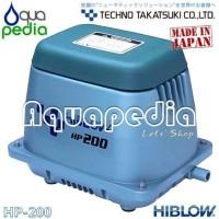 Techno Takatsuki Hiblow HP-200 Japan Pompa Udara Blower Air Pump